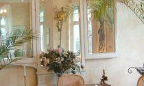 Salon Gelbe Villa